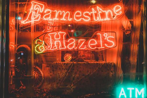 Earnestine and Hazel's - Memphis Photography