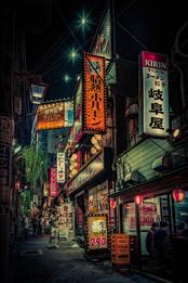 Yoasobi - Tokyo Street Photography