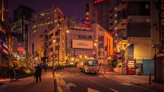 Breathe - Tokyo Street Photography