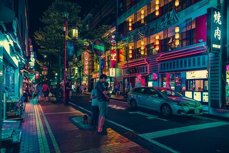 Surreal - Japan Street Photography