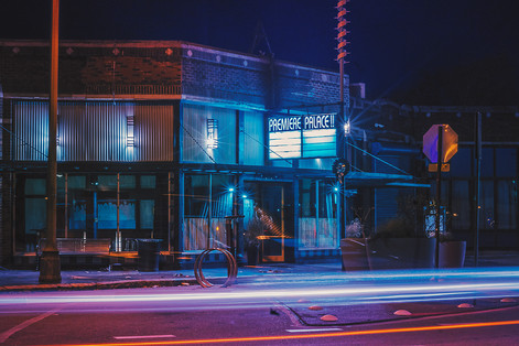Premiere Palace - Memphis Photography