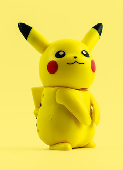 Product Photography - Pikachu