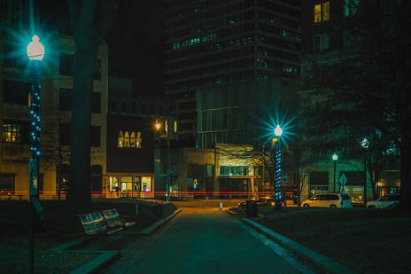 Downtown - Memphis Photography