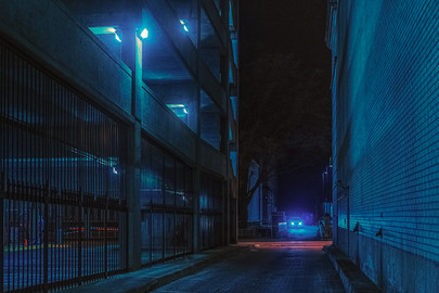 Cyber [Future] - Memphis Photography