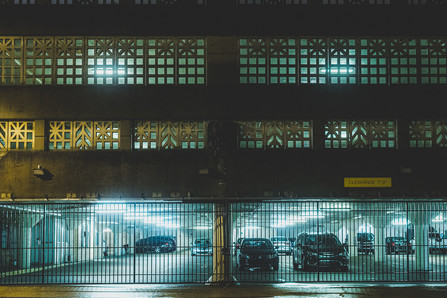 Garage - Memphis Tennessee Photography