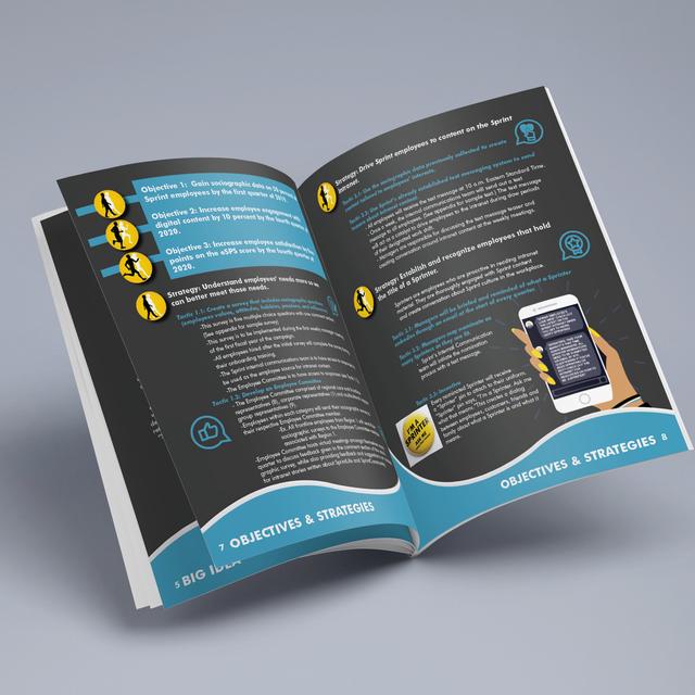 Sprint Internal Communications Campaign