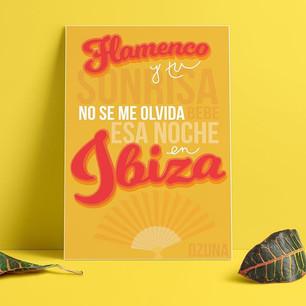 Ibiza - Print Design
