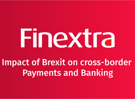 Finextra: The Impact of Brexit on cross-border Payments and Banking