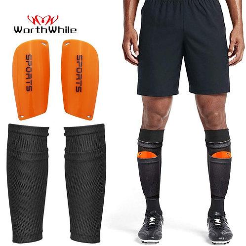 Soccer Football Shin Guard Teens Socks Pads Shin guards Sleeves Protective Gear