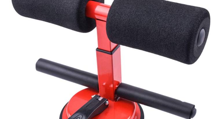 Mumoo Bear Sit-up barbell suction floor sports rack