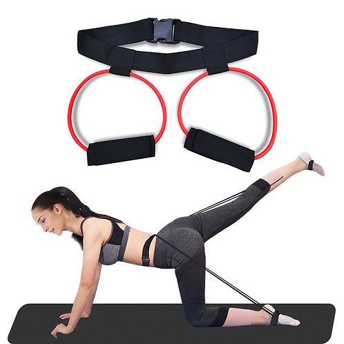 Fitness Booty Bands Set Resistance Bands for Butt Legs Training