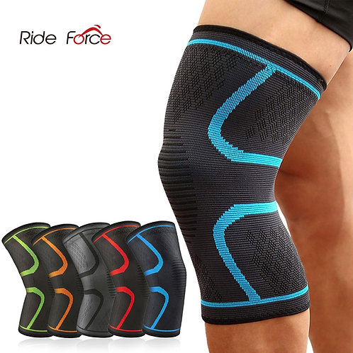 1 PC Elastic Knee Pads Nylon Sports Fitness Protective Gear