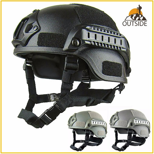 Quality Lightweight FAST Helmet  Tactical Outdoor Protect Equipment