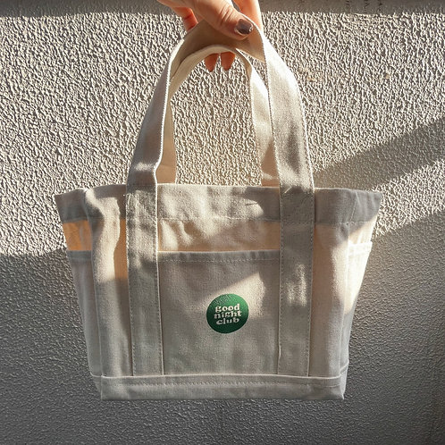 mini LOGO bag