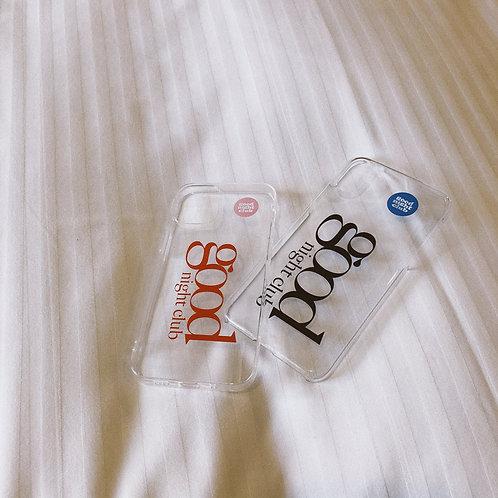 Classic LOGO iPhone case