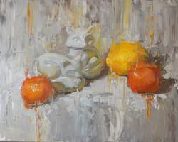Hiding in the Citrus