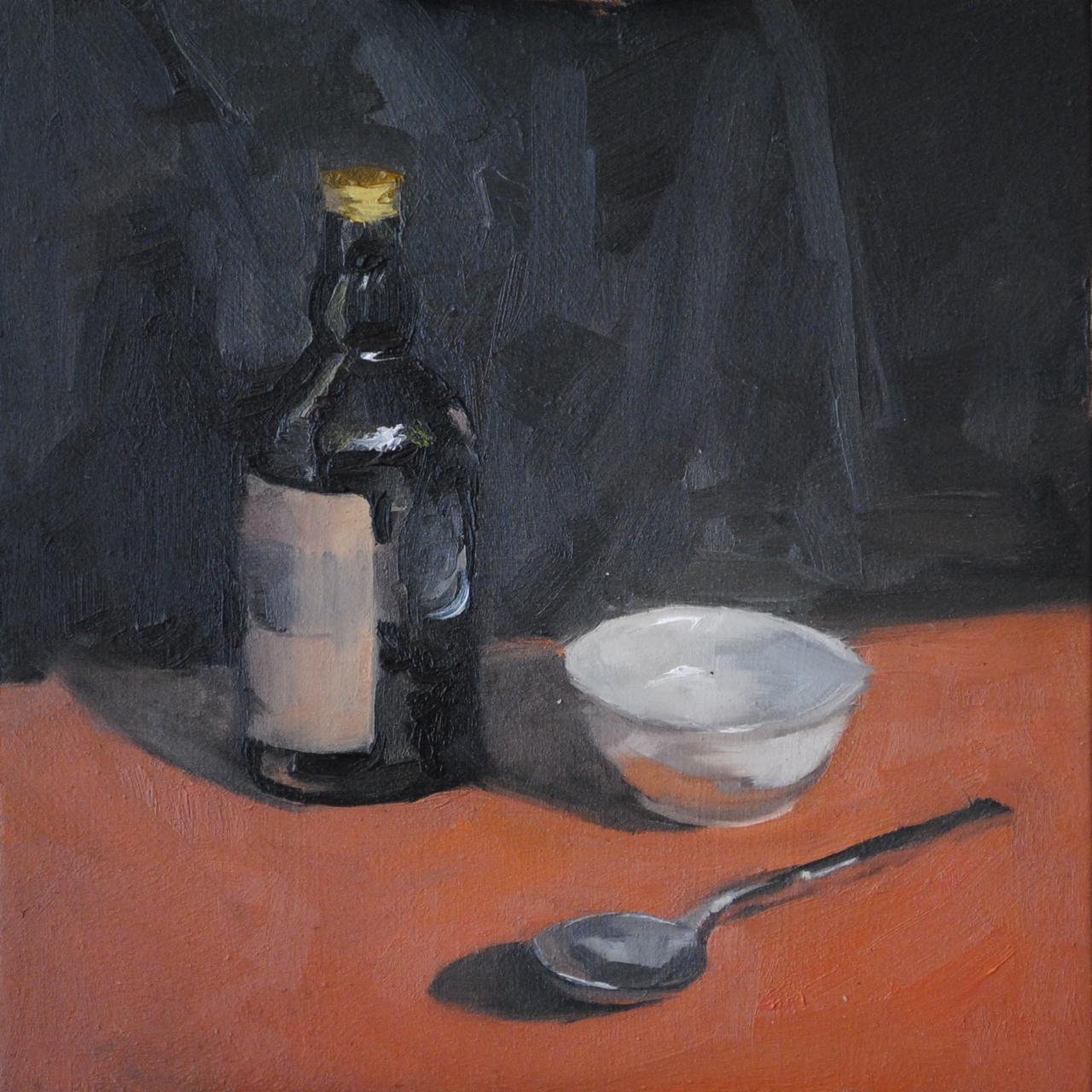 Spoon & Bottle