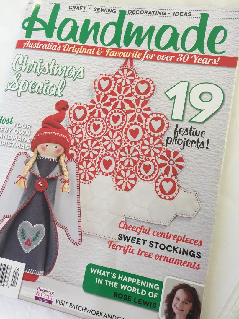 Australian Handmade Magazine
