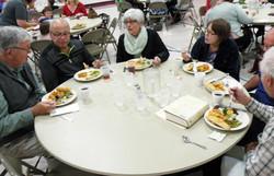 fellowship at dinner 2016