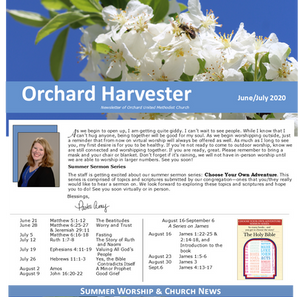 June-July 2020 Harvester