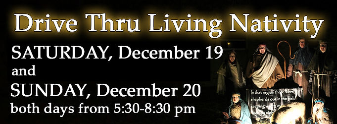 drive thru living nativity web 2020 - ou
