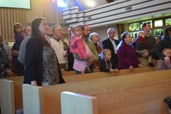 Multi-generational worship