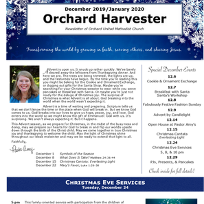Dec '19/Jan '20 Harvester
