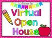 VIRTUAL OPEN HOUSE 10/1/2020