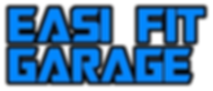 Easi Fit Garage Tenby Logo Mechanic Service Air Conditioning