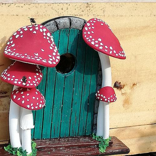 Bee hive door