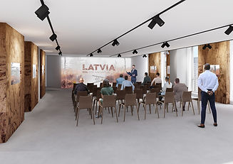 EXPO2020 Latvia pavilion 3rd floor.jpg