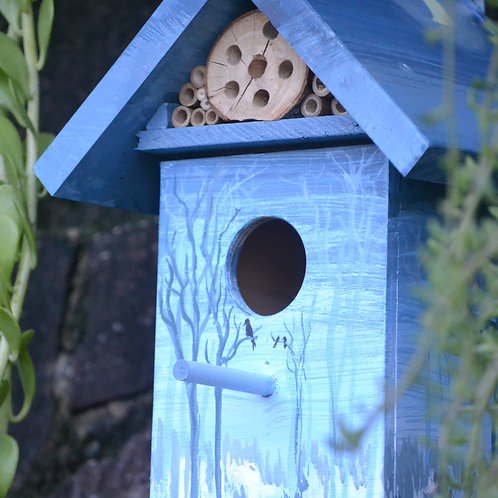 Boutique bird n bee accommodation