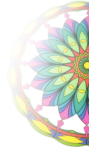 Elizabethan Mandala Digital Download
