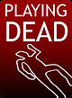Playing Dead Murder Mystery Logo