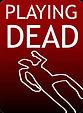 Playing Dead Murder Mystery Logo