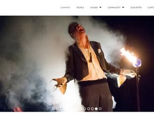 Burn The Curtain: New Website