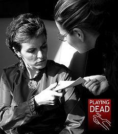 Playing Dead Murder Mystery