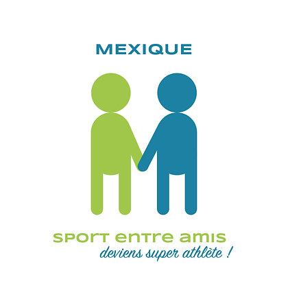 MEXIQUE - Sport entre amis