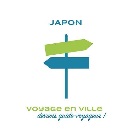 JAPON - Voyage en ville