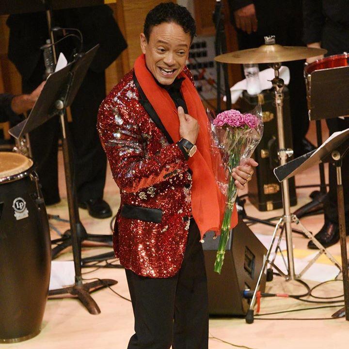 Javier Luis finale at Merkin Concert Hal
