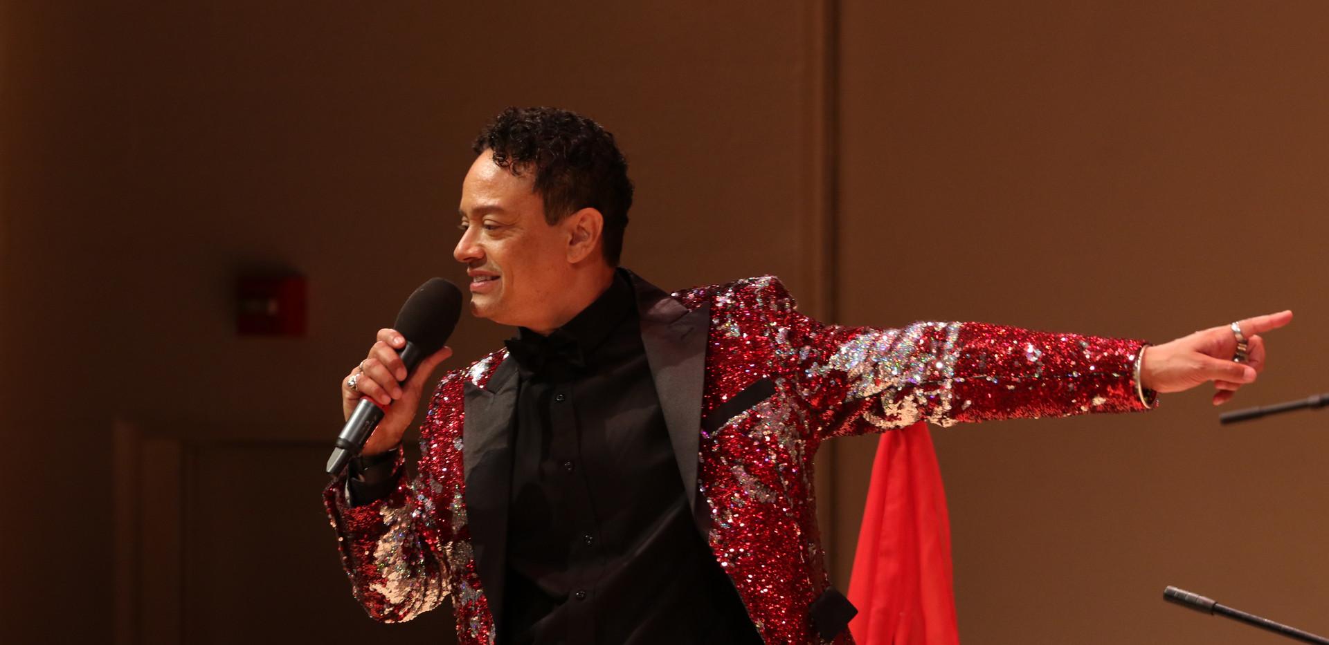 Javier Luis Live at Merkin Concert Hall