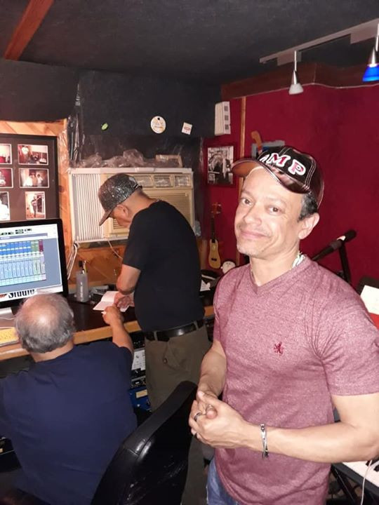patience in the recording studio 4/2019