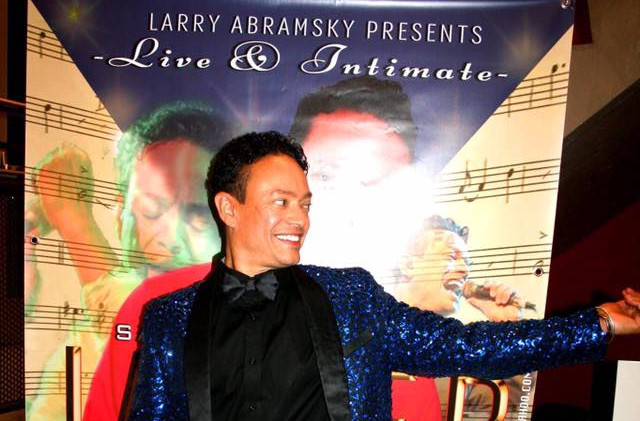 Javier Luis in concert at Merkin Concert Hall