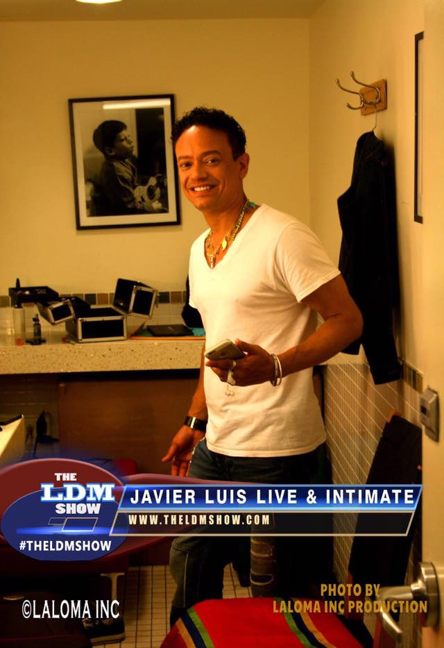 Javier Luis at Merkin Concert Hall getti