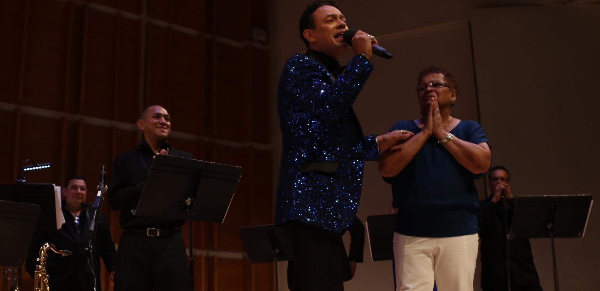 Javier Luis Live at Merkin Concert Hall NYC