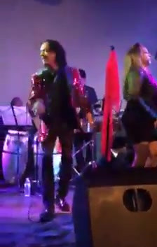 Javier Luis live at Sounds of Brazil
