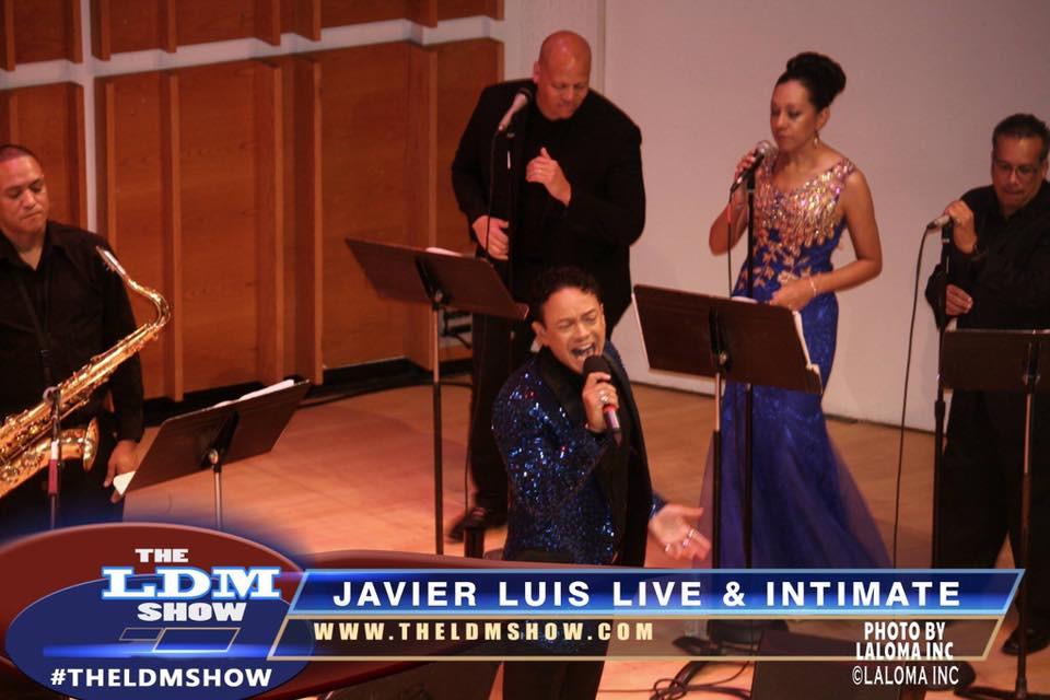Javier Luis at Merkin Concert Hall