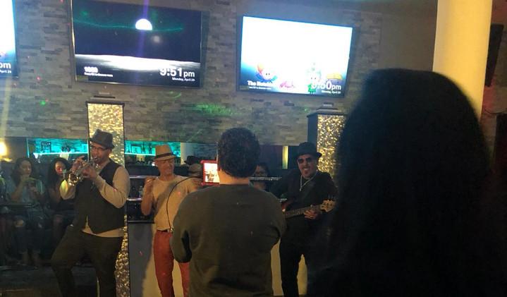 Javier Luis music video production