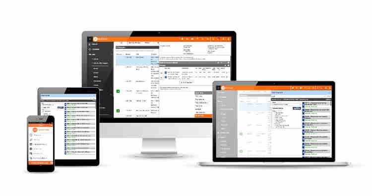 NextMinute job management app