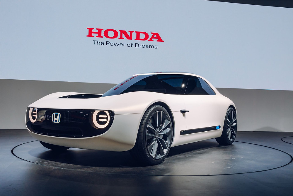 honda electric concept